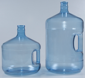 3 and 5 Gallon Bottle