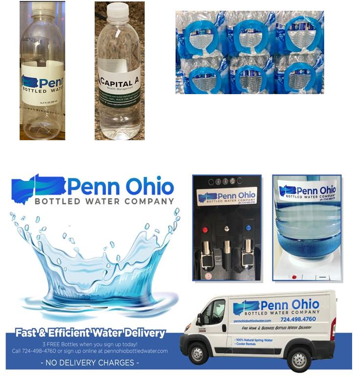 Penn Ohio Water Bottle Company